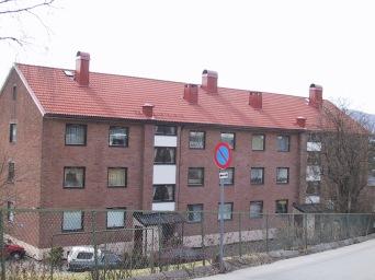 Komplett rehabilitering og omlegging av 5 store tak for Åsen Borettslag, Åssiden.